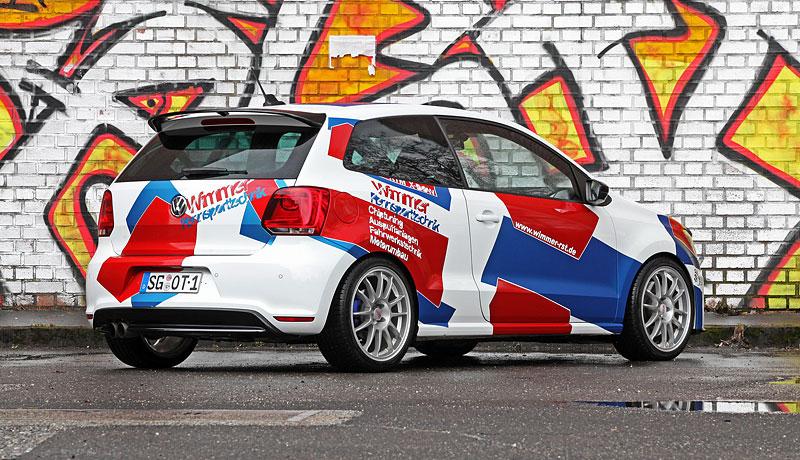 Volkswagen Polo R WRC: 420 koní od Wimmer RS: - fotka 10