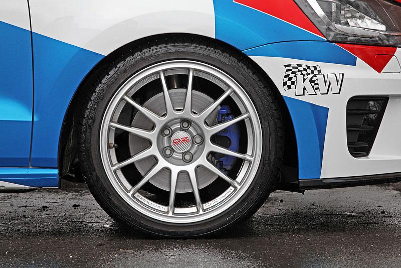 Volkswagen Polo R WRC: 420 koní od Wimmer RS: - fotka 12