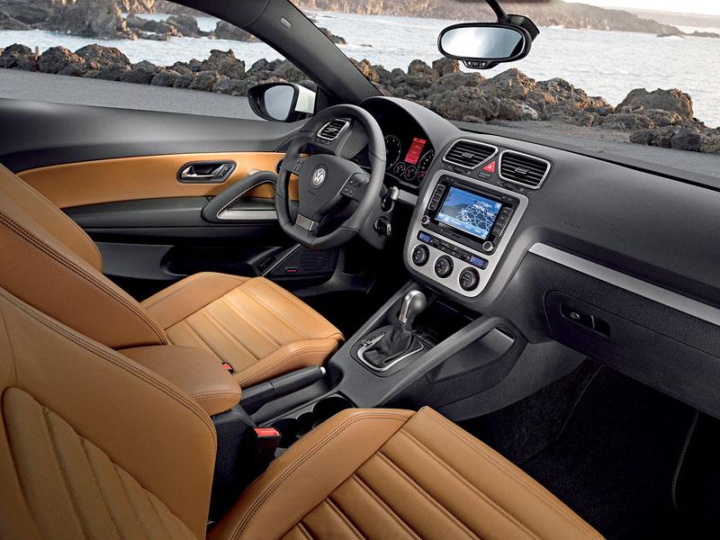 Volkswagen Scirocco - rozsáhlá fotogalerie: - fotka 1