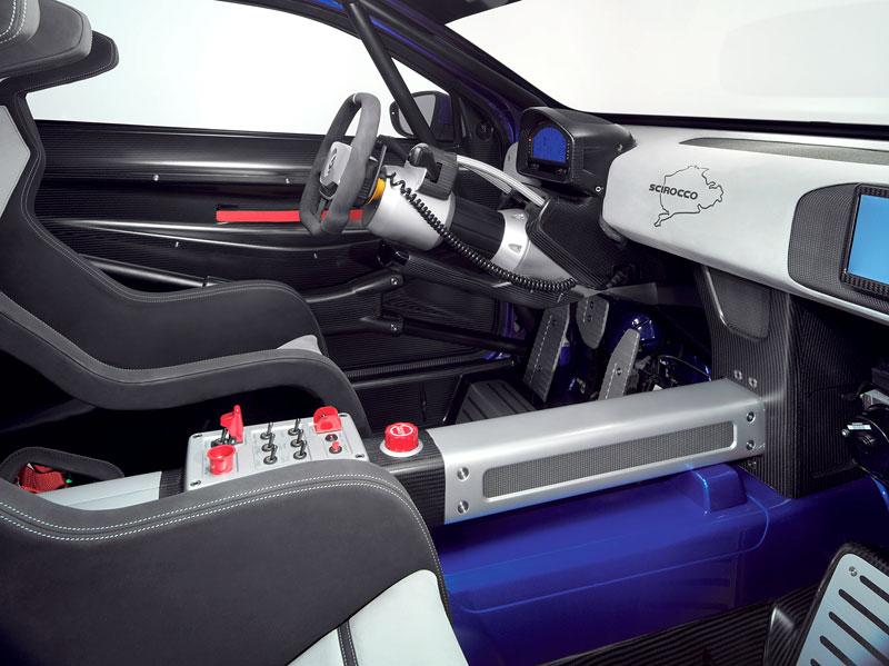 Volkswagen Scirocco - rozsáhlá fotogalerie: - fotka 3