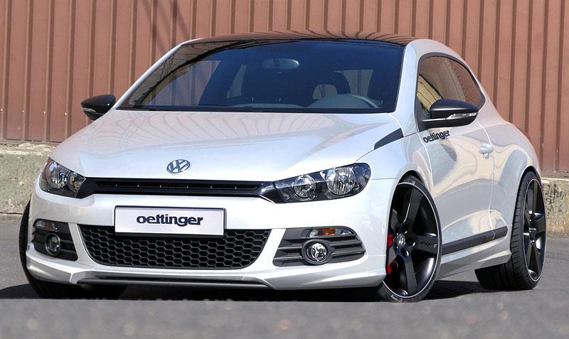 Volkswagen Scirocco Oettinger bude mít až 350 koní: - fotka 1