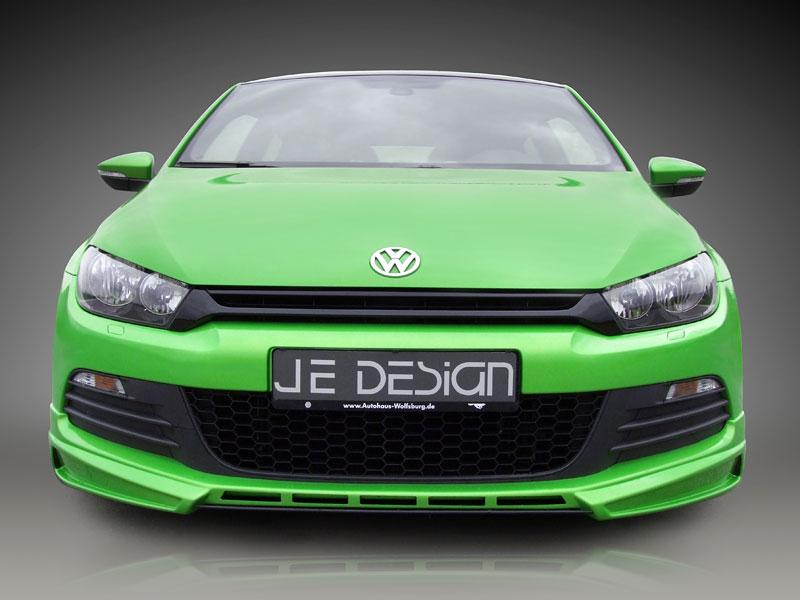 Volkswagen Scirocco:  úpravy vzhledu i výkonu od JE DESIGN: - fotka 1