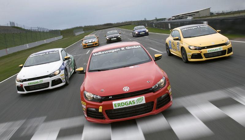 Volkswagen Scirocco R Cup partnerským seriálem DTM: - fotka 1
