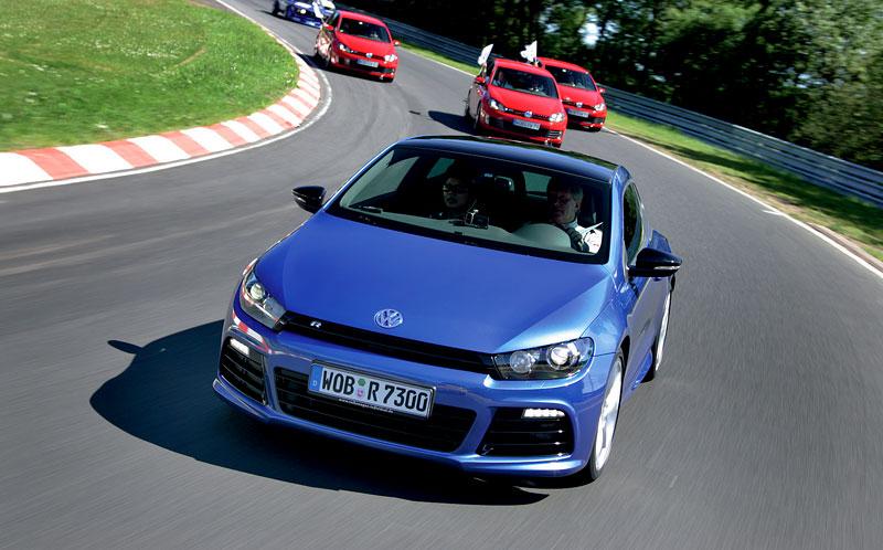 Volkswagen zakládá vlastní sportovní divizi: R: - fotka 38