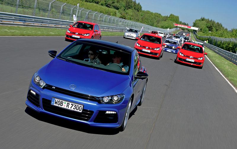 Volkswagen zakládá vlastní sportovní divizi: R: - fotka 39