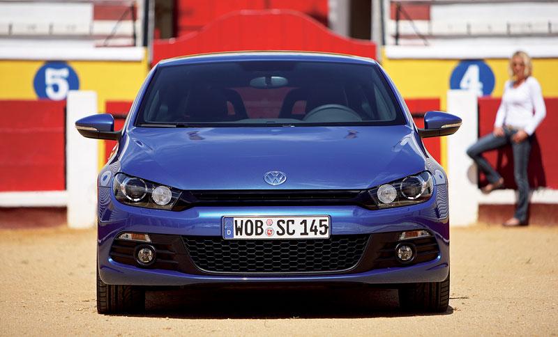 Volkswagen Scirocco - rozsáhlá fotogalerie: - fotka 13