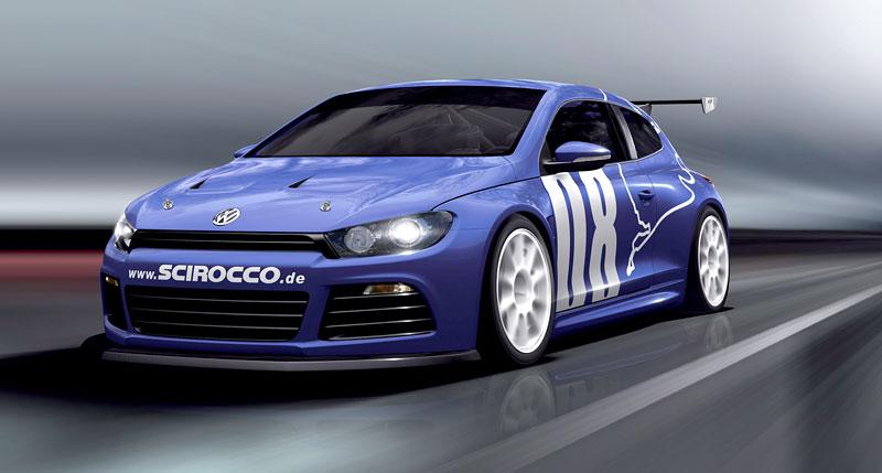 Volkswagen Scirocco - rozsáhlá fotogalerie: - fotka 15