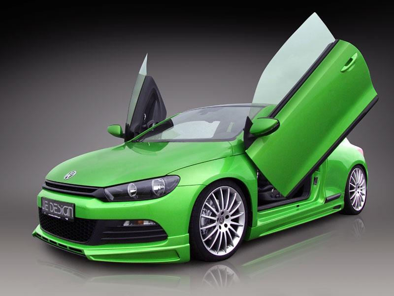 Volkswagen Scirocco:  úpravy vzhledu i výkonu od JE DESIGN: - fotka 2