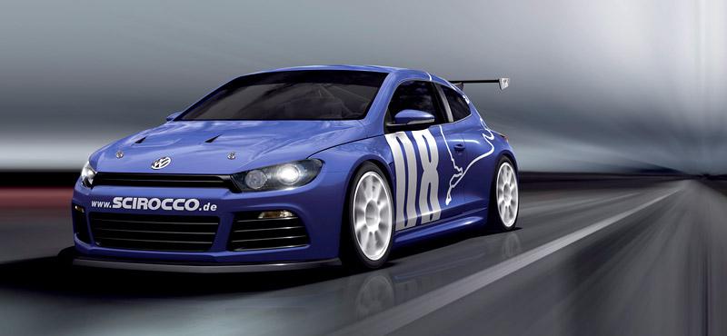 Volkswagen zvažuje vstup do WRC: - fotka 6