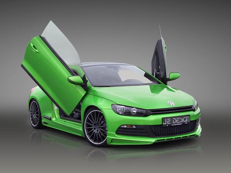 Volkswagen Scirocco:  úpravy vzhledu i výkonu od JE DESIGN: - fotka 3