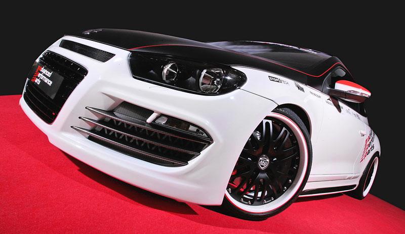 Volkswagen Scirocco 2.0 TSI: Eintopf od APP Europe: - fotka 3