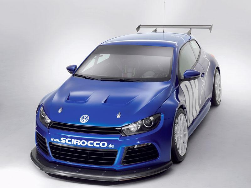 Volkswagen Scirocco - rozsáhlá fotogalerie: - fotka 18