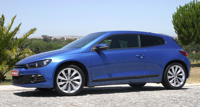Volkswagen Scirocco: nekompromisně kompromisní: - fotka 18