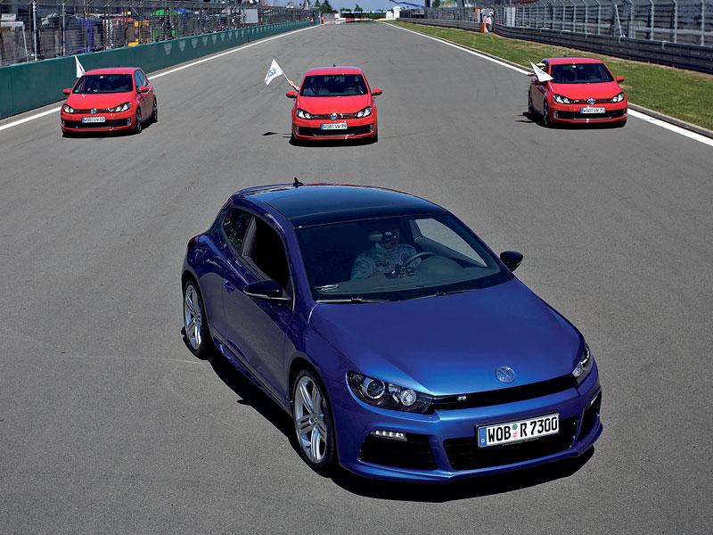 Volkswagen zakládá vlastní sportovní divizi: R: - fotka 47