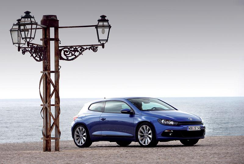 Volkswagen Scirocco - rozsáhlá fotogalerie: - fotka 23