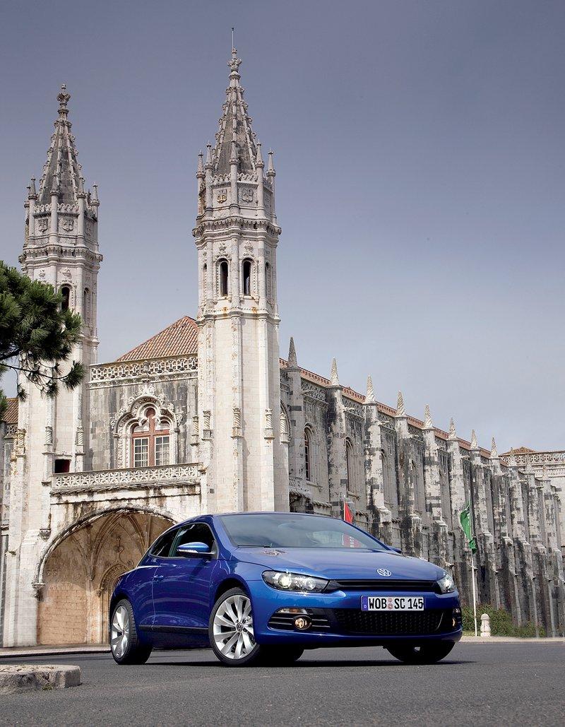 Volkswagen Scirocco - rozsáhlá fotogalerie: - fotka 24