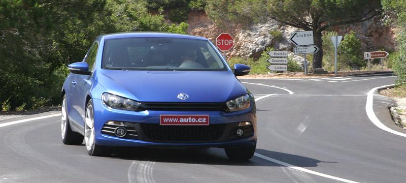 Volkswagen Scirocco: nekompromisně kompromisní: - fotka 23