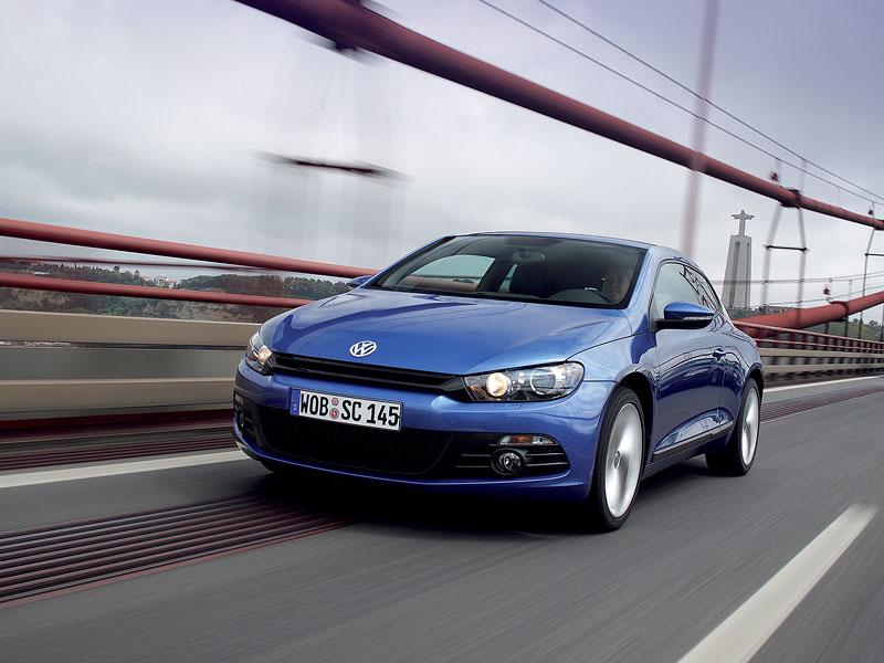 Volkswagen Scirocco - rozsáhlá fotogalerie: - fotka 25