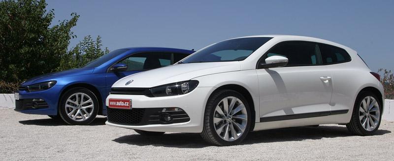 Volkswagen Scirocco: nekompromisně kompromisní: - fotka 24