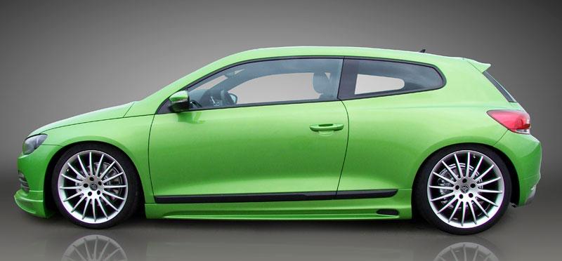 Volkswagen Scirocco:  úpravy vzhledu i výkonu od JE DESIGN: - fotka 4