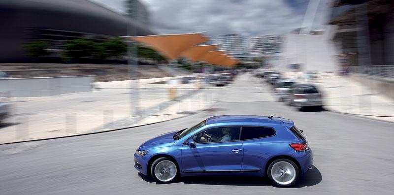 Volkswagen Scirocco - rozsáhlá fotogalerie: - fotka 26