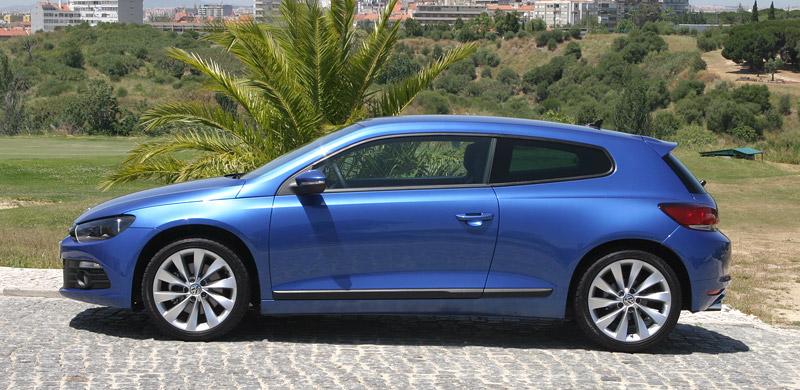 Volkswagen Scirocco: nekompromisně kompromisní: - fotka 26