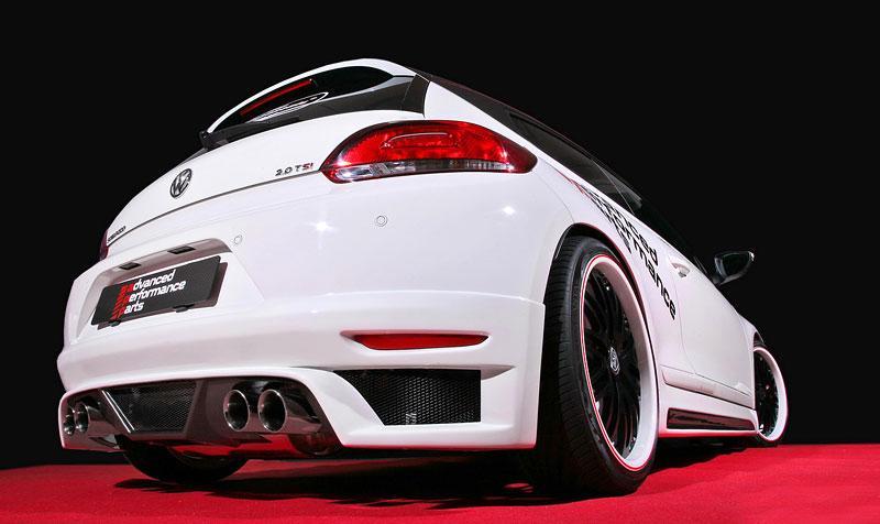 Volkswagen Scirocco 2.0 TSI: Eintopf od APP Europe: - fotka 6
