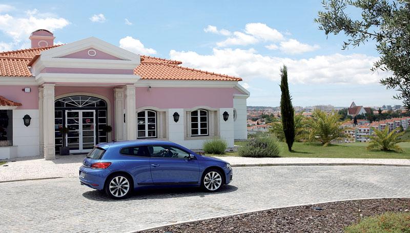 Volkswagen Scirocco - rozsáhlá fotogalerie: - fotka 33