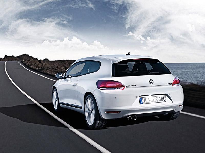 VW Scirocco se připravuje na 24 hodin na Nürburgringu - nové foto!: - fotka 8
