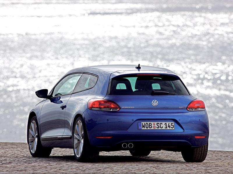 Volkswagen Scirocco - rozsáhlá fotogalerie: - fotka 35