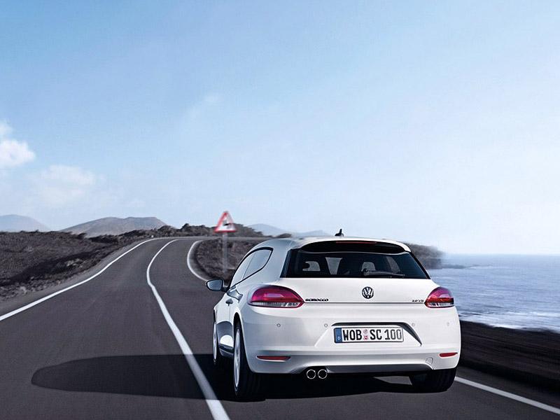 VW Scirocco se připravuje na 24 hodin na Nürburgringu - nové foto!: - fotka 9