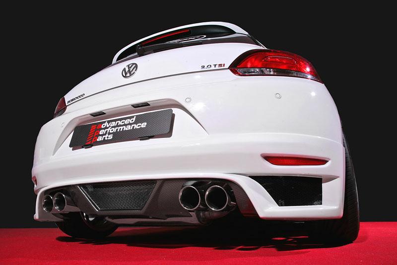 Volkswagen Scirocco 2.0 TSI: Eintopf od APP Europe: - fotka 7