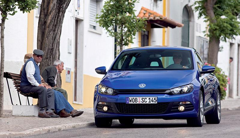 Volkswagen Scirocco - rozsáhlá fotogalerie: - fotka 42