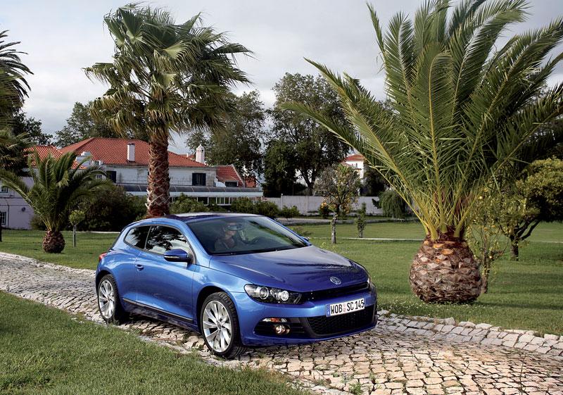 Volkswagen Scirocco - rozsáhlá fotogalerie: - fotka 43