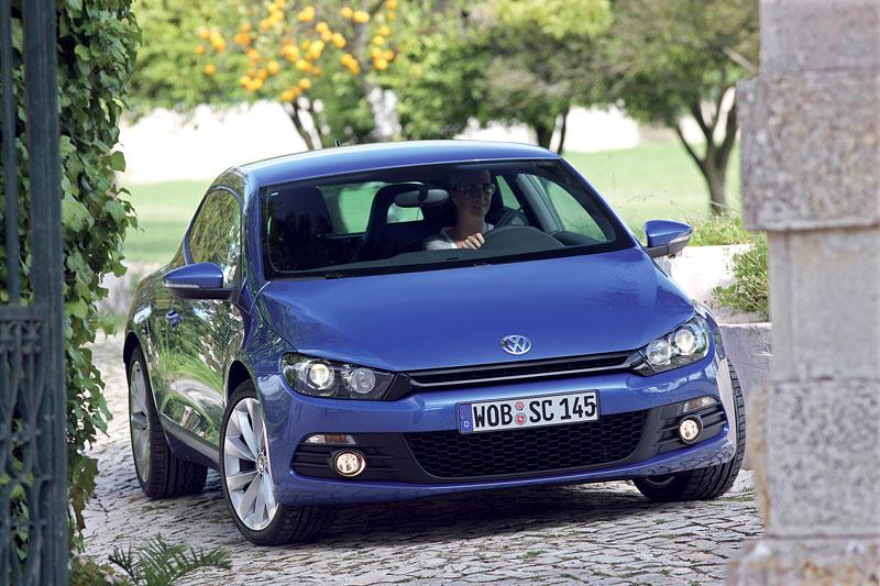 Volkswagen Scirocco - rozsáhlá fotogalerie: - fotka 44