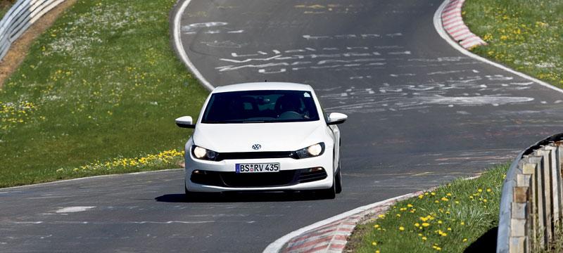 Volkswagen Scirocco - rozsáhlá fotogalerie: - fotka 51