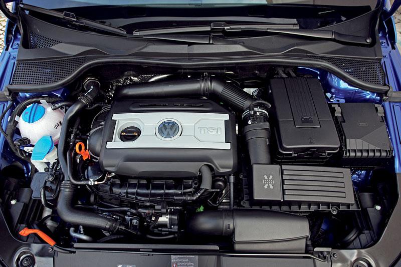 Volkswagen Scirocco - rozsáhlá fotogalerie: - fotka 52