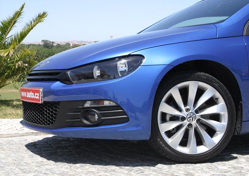 Volkswagen Scirocco: nekompromisně kompromisní: - fotka 33