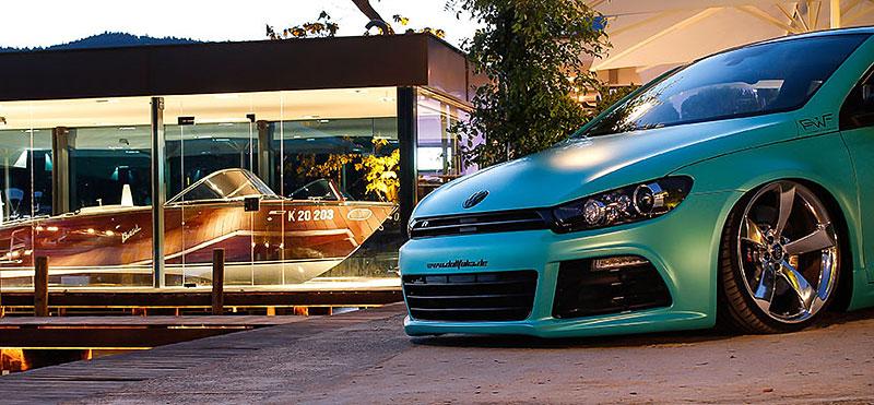 Volkswagen Scirocco R od Bruxsafol: 370 koní a nizoučký podvozek? Ano!: - fotka 8