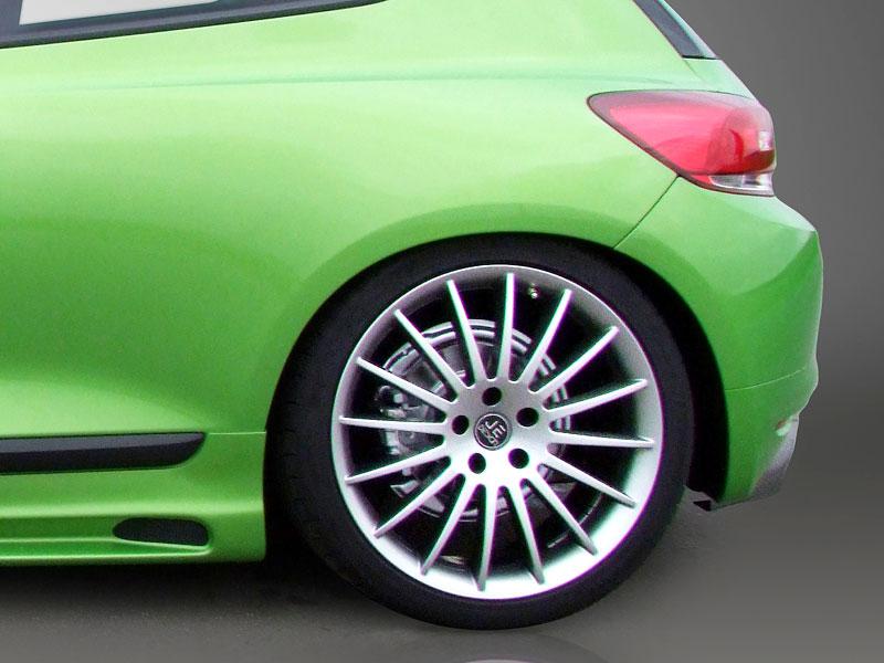 Volkswagen Scirocco:  úpravy vzhledu i výkonu od JE DESIGN: - fotka 7