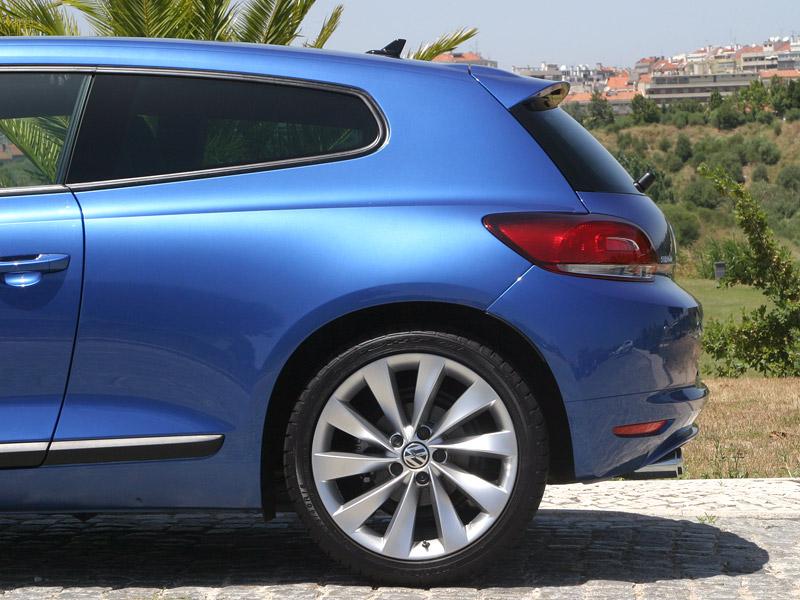 Volkswagen Scirocco: nekompromisně kompromisní: - fotka 35