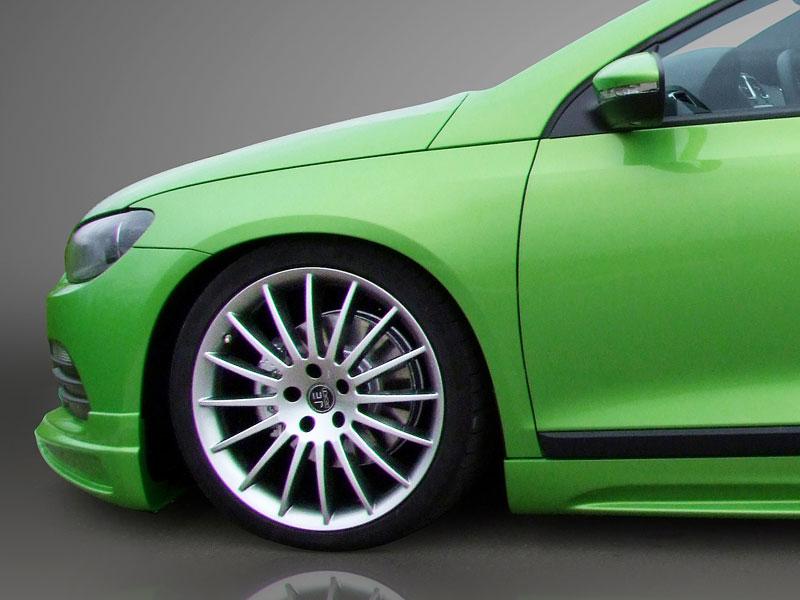 Volkswagen Scirocco:  úpravy vzhledu i výkonu od JE DESIGN: - fotka 8