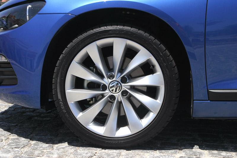 Volkswagen Scirocco: nekompromisně kompromisní: - fotka 36
