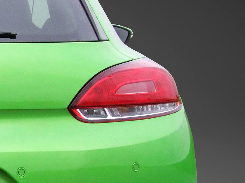 Volkswagen Scirocco:  úpravy vzhledu i výkonu od JE DESIGN: - fotka 9