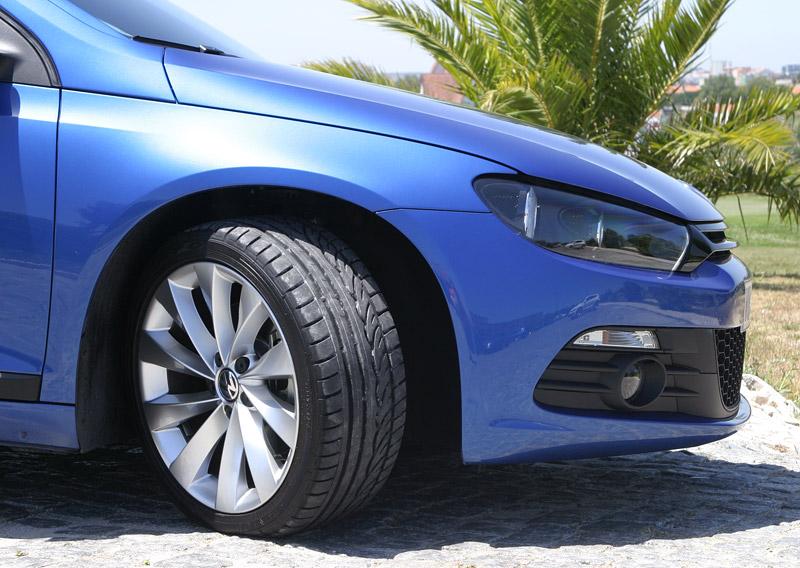 Volkswagen Scirocco: nekompromisně kompromisní: - fotka 40