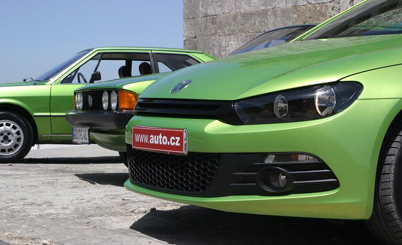 Volkswagen Scirocco: nekompromisně kompromisní: - fotka 41