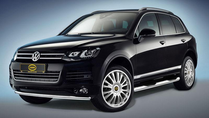 Cobra Technology: sada doplňků pro Volkswagen Touareg: - fotka 1