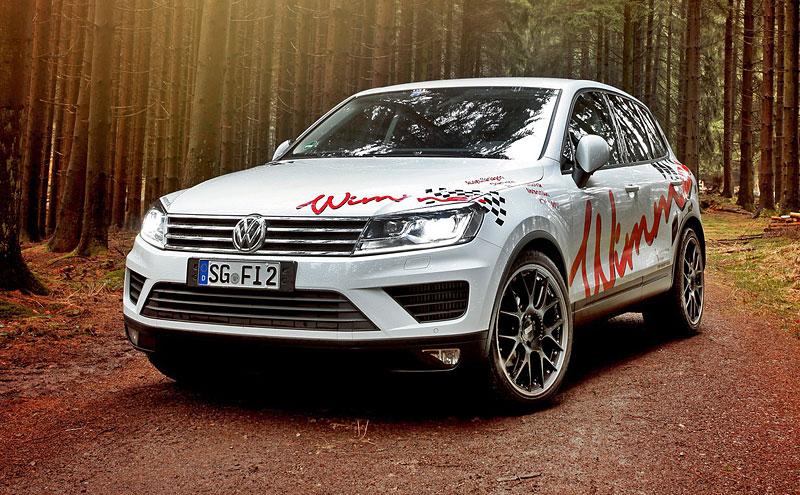 Volkswagen Touareg po lehkém ladění u Wimmer RS: - fotka 1