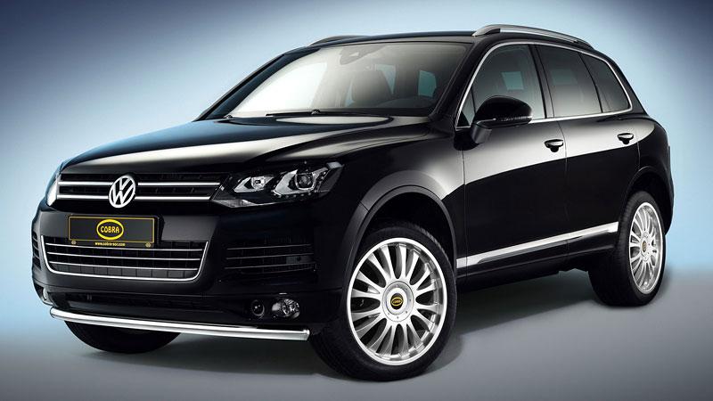 Cobra Technology: sada doplňků pro Volkswagen Touareg: - fotka 2