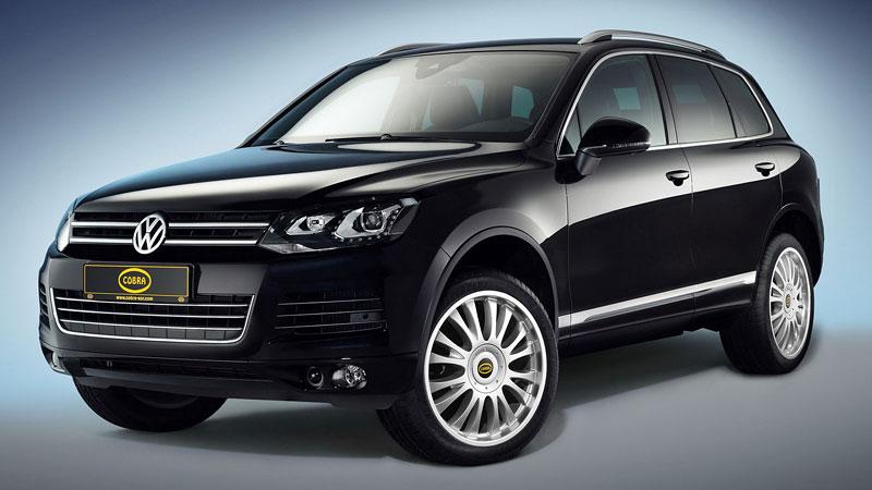 Cobra Technology: sada doplňků pro Volkswagen Touareg: - fotka 3